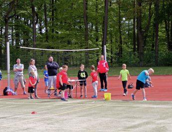 Kinder- und Jugendsportspiele 2018 (Leichtathletik)