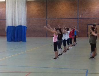 Kita-Sport-Fortbildung in Greifswald