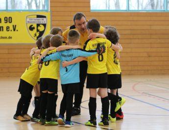 Kinder-und Jugendsportspiele 2019 starten im Fußball