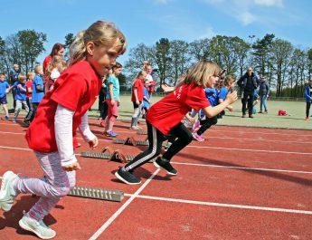 Drei erfolgreiche Kinder- und Jugendsportspiele an einem Tag