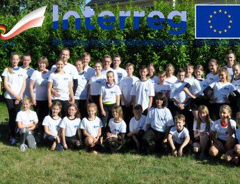 Junge polnische und deutsche Tanzsportler bereiten Wettkampfsaison vor