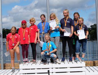 Greifswalder siegen bei der Deutschen Meisterschaft im Seesportmehrkampf