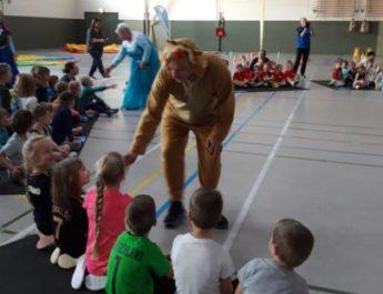 Nikolaussportfest mit der Eiskönigin