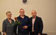 Verleihung unserer Ehrennadel in Silber an Detlef Milz