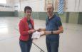 Auszeichnung für Mitwirkende des Fußballverband Vorpommern-Greifswald e.V.